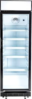 husky glass door refrigerator 360