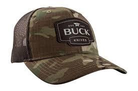 """Купить <b>бейсболку</b> """"Trucker Hat"""" <b>Multicam</b> 89146 от <b>Buck</b> Knives"""