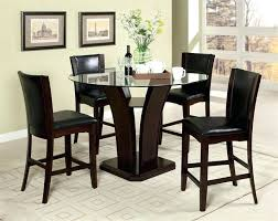 tall round table and chairs tall dining room table sets tall table chairs for