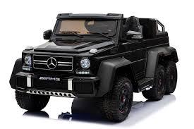 <b>Электромобиль</b> RiverToys Mercedes-Benz G63 AMG 4WD A006AA ...