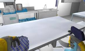 clean kitchen premises and equipment sithkop101