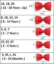 Details About New Baby Boy Child Wedding Formal Party Holiday Red Bow Tie Size 5 7 5 7years