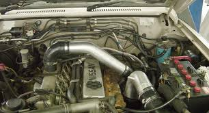 Nissan Patrol TD42 GQ ball bearing turbo kit – Trundles Automotive