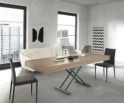 transforming coffee table modern in