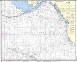 Amazon Com Noaa Chart 530 North America West Coast San