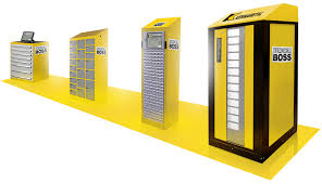 Cribmaster Vending Machine Cool ToolBOSS Tool Vending Machines