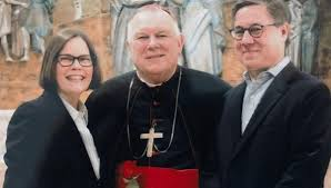 Brian Dervishi and Aileen McGregor – St. Hugh Catholic Church & School