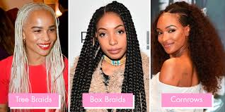 Braids And Twists 2019 14 Hairstyles From Crochet And Box