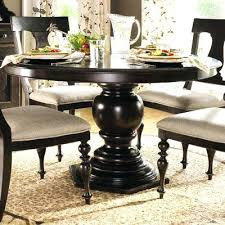 dining table round pedestal home round pedestal dining table in dining pedestal table set round