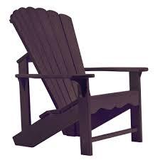 purple plastic adirondack chairs. Large Picture Of C.R. Plastic Products Captiva CX07-49 Purple Adirondack Chairs O