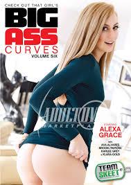 Big Ass Curves 6 DVD Team Skeet