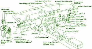 door lock control relaycar wiring diagram 1988 toyota camry 4 cyl fuse box diagram