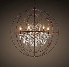 rustic crystal chandelier vintage rustic french style crystal chandelier light home lighting chandeliers