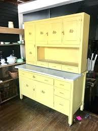 kitchen cabinets hoosier cabinet best and parts