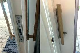 charming ideas pella patio door handle and lovely locking system lazy