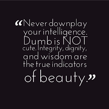 Quotes On Being Beautiful And Smart Best of Quotes About Being Intelligent And Beautiful 24 Quotes