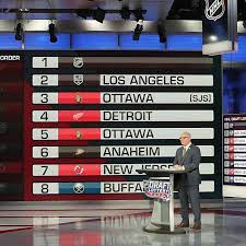 During the draft, teams take turns selecting amateur players from junior, collegiate, or european leagues. Rangers Have A Chance To Pick First Overall Blueshirt Banter