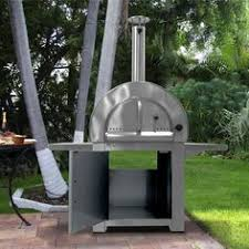 You need to practice a little manual dexterity to get the sauce and other items. 8 Outdoor Cooking Ideas Outdoor Cooking Outdoor Appliances Wood Fired Pizza Oven