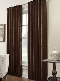 insulated tab top curtains thermal tab top and back tab window curtains