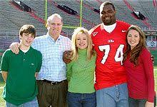history vs hollywood the blind side michael oher the tuohy  history vs hollywood the blind side michael oher the tuohy family football