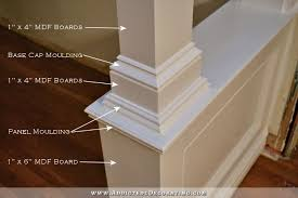 how to build pony walls with columns 51