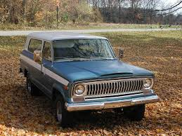 1974 Jeep Wagoneer - Information and photos - MOMENTcar