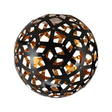 twig sphere chandelier at 1stdibs
