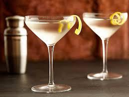 Martini Recipes Vodka Classic Martini Recipe Food Network