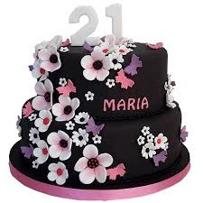 Order Birthday Cakes For Her Online Delivery Kanpur Kanpur Gifts