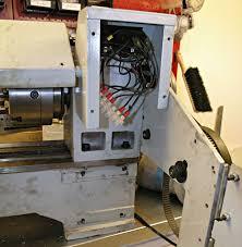 lathe modification variable speed dc treadmill motor