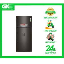 Mã ELMSCOIN01 hoàn tối đa 1 Triệu xu] D602BL - Tủ lạnh LG Inverter 478 lít  GN-D602BL
