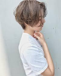 やっぱりショートが好き夏のイメチェンの参考にしたいショートヘア