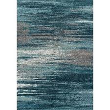 x large teal and gray area rug modern grays 10 11 outdoor 3 5 small incorporated finesse pueblo 7 x rug 4729rs0710300 10 11