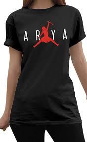 Air Arya Jordan Shirt For Women