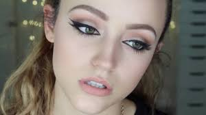 best make up tutorial 2016 with foundation