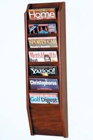 Magazine Holder Uses Wood Wall Magazine Rack Foter 84