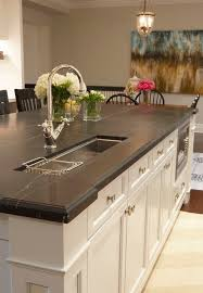 soapstone countertops a natural rock that transforms the kitchen