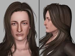 Ashley Kingston - The Sims 3 Catalog