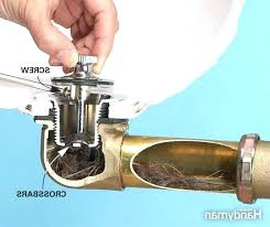 bath tub drain stopper replacing a bathtub drain stopper photo 5 of 9 how to replace