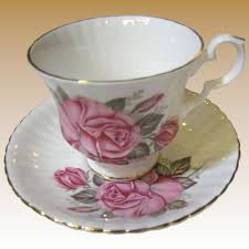 Rose Pattern China Awesome Lovely Royal Windsor Rose Pattern China Cup And Saucer Fay Wray