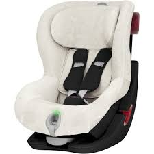britax römer summer cover for child car seat king ii ls and king ii ats off