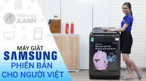 Máy giặt Aqua Inverter 10 kg: chăm sóc toàn diện cho gia đình bạn  (AQW-DR100ET) • Điện máy XANH - YouTube