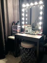 led vanity mirror diy led makeup mirror makeup mirror with lights best of glam light up