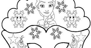 Disegno Di Olaf Di Frozen Migliori Pagine Da Colorare