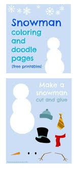 Small Picture Best 25 Snowman coloring pages ideas on Pinterest Printable