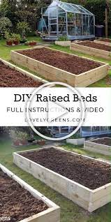 tips on building raised garden beds