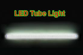 led tube light ac 3 steps