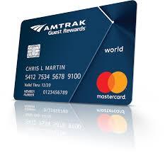 Member Benefits Amtrak Guest Rewards