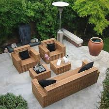 patio furniture out of wood pallets