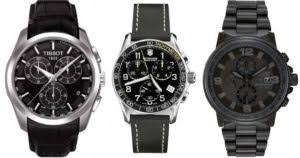 black watches for men top 11 stylish watches tbwb top 11 black watches for men of style